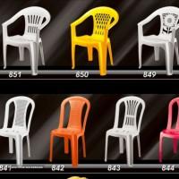 انواع صندلی پلاستیکی در رنگها،طرح ها وسایزهای متنوع