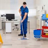 نظافت اداره ها و ساختمانهای نوساز